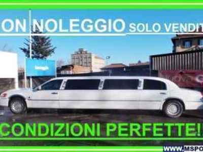 usata Lincoln Town Car Town Carlimousine 4.6 120' 9 posti - 1998 rif. 10003323