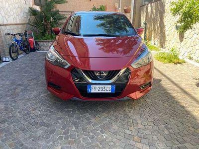usata Nissan Micra 1.5 dCi 8V 5 porte Acenta
