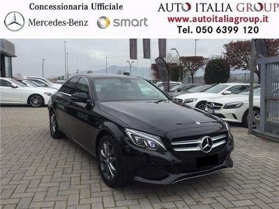 usata Mercedes C200 BlueTEC Automatic Sport