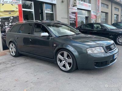 usata Audi RS6 4.2 V8 2002