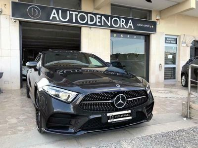 usata Mercedes CLS450 4Matic Auto EQ-Boost