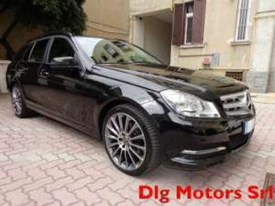 usata Mercedes C180 CDI S.W. Trend 96.000km AUTOMATICA Diesel