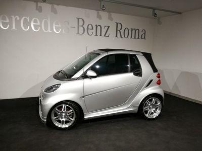 usata Smart ForTwo Cabrio brabus 1000 75 kW