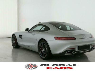begagnad Mercedes AMG GT S hp 522/Panorama/Led/Night/Burmester