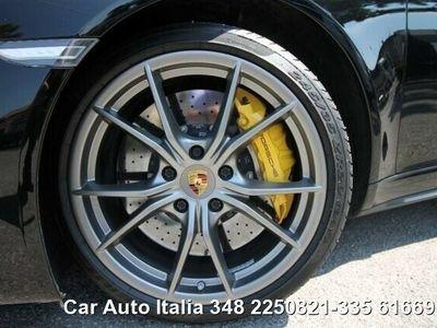 usata Porsche 911 3.0 4S CABRIO PDK CERAMIK 20 LIFT Garanzia Uff