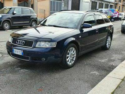 usata Audi A4 2.5 TDI 2004