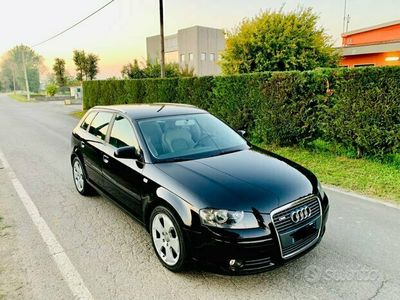 usata Audi A3 S-Line 2.0TDi SPB