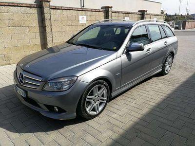 usata Mercedes C320 SW 3.0 DIESEL 224CV *NO PRIVATI SOLO COMMERCIANTI