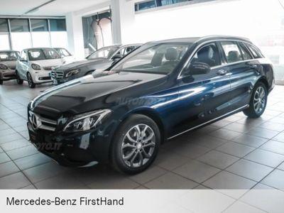 używany Mercedes 200 Classe C Station Wagond Sport usato