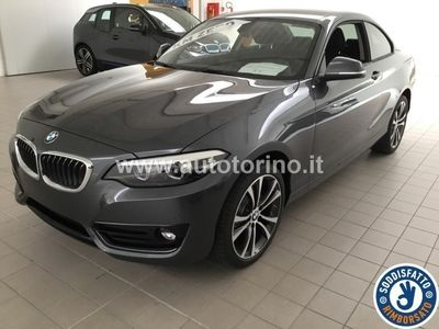 usado BMW 218 SERIE 2 COUPE D COUPE` SPORT