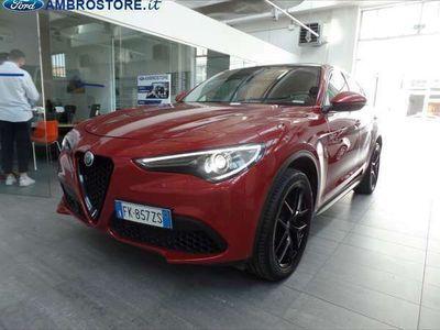 usata Alfa Romeo Stelvio 2.0 Turbo First Edition