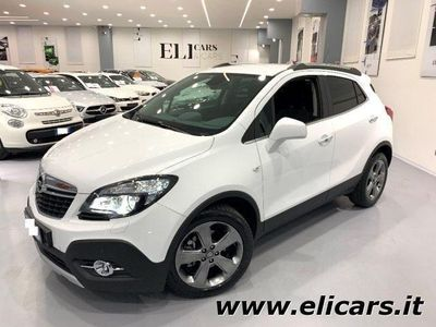 usado Opel Mokka 1.4 Turbo Ecotec 140CV 4x2 aut. Cosmo