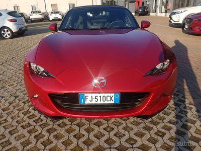 usata Mazda MX5 2.0L Skyactiv-G Exceed del 2017 usata a Verona