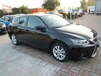 usata Lexus CT200h Hybrid Executive
