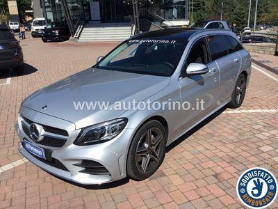 used Mercedes 220 CLASSE C SW C SWd Premium 4matic auto