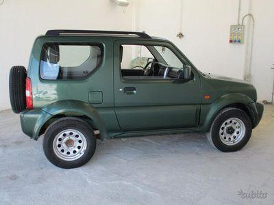 käytetty Suzuki Jimny 1.3 16V JLX Berlina