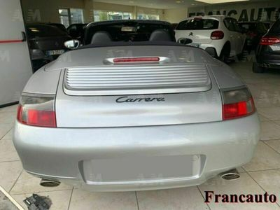 usata Porsche 911 Carrera Cabriolet Carrera cat