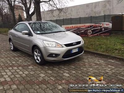 gebraucht Ford Focus Cabriolet Focus+ 2.0 TDCi (136CV) CC DPF