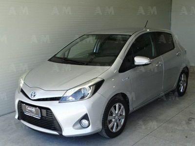 usata Toyota Yaris 1.5 Hybrid 5 porte Lounge del 2012 usata a Mosciano Sant'Angelo