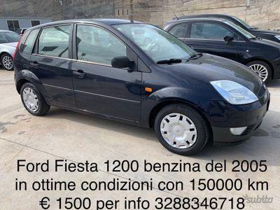 usata Ford Fiesta Fiesta 1.2 16V 5p. Ghia1.2 16V 5p. Ghia