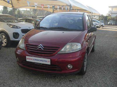 usata Citroën C3 1.4 Exclusive 1 proprietario nord italia km certif