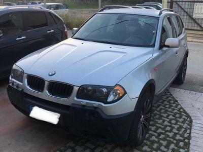 brugt BMW X3 (e83) - 2005
