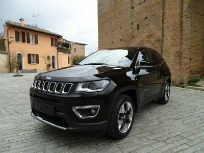 usata Jeep Compass 1.4 MultiAir 2WD Limited