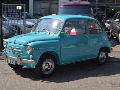 used Fiat 600D Registro Storico