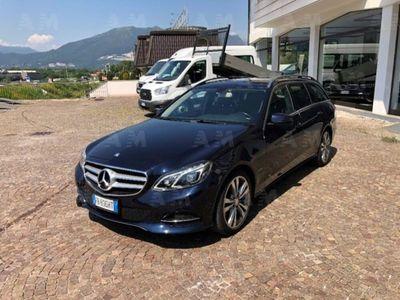 usata Mercedes 250 Classe E Station WagonBlueTEC 4Matic Automatic Premium usato