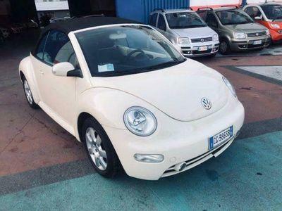 usata VW Beetle New1.6 Cabrio rif. 12549986