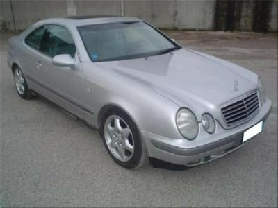 usata Mercedes CLK200 Kompressor Elegance 192cv