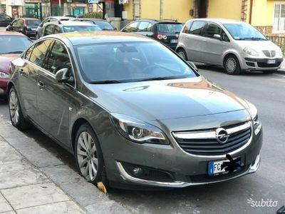 usata Opel Insignia 1.6 CDTI 136CV Start&Stop 4 porte Cosmo Business