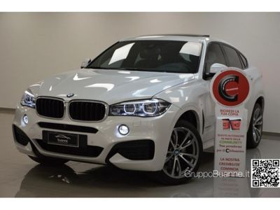 usata BMW X6 M xDrive30d 249CV Msport M Sport HarmanKardon Tetto