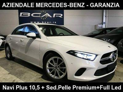 usata Mercedes A180 d Automatic Premium