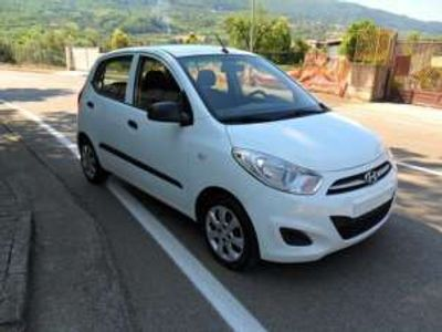 usata Hyundai i10 1.0 12v bluedrive benzina