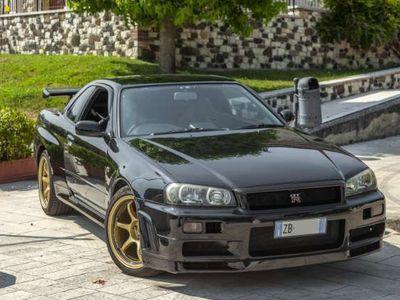usata Nissan Skyline GTR-R34