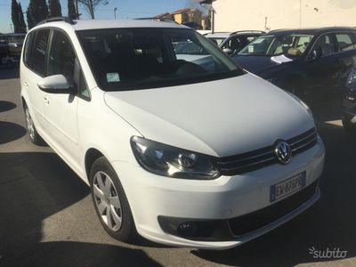 gebraucht VW Touran 1.6 tdi 5 posti