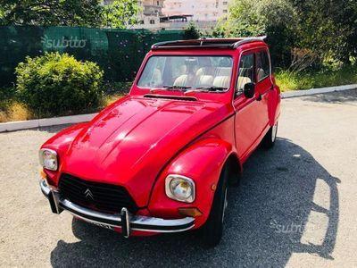used Citroën Dyane 6 del 1977 ASI
