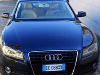 usata Audi A5 2.7 TDI coupé