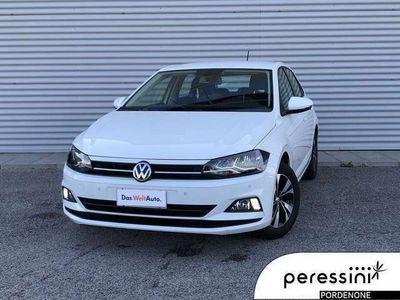 usata VW Polo 1.0 EVO 5p. Comfortline BlueMotion Technology