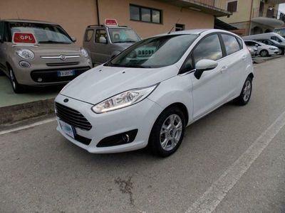 usata Ford Fiesta 1.4 GPL TITANIUM NAVI Km 65.000 - 2016