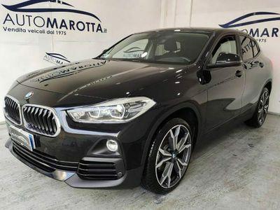 usata BMW X2 sdrive18d business-x pari al nuovo garanzia