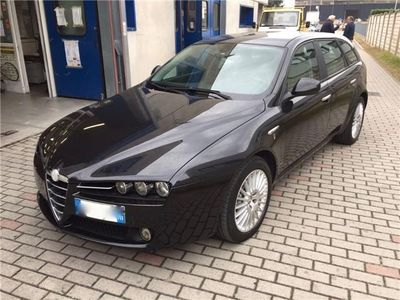 usata Alfa Romeo 159 2.4 JTDm 20V Sportwagon Progression Q-Tr