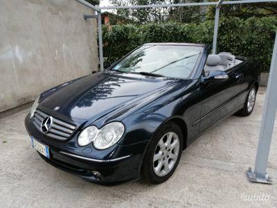 gebraucht Mercedes CLK200 KOMPRESSOR CABRIO 1.8 GPL