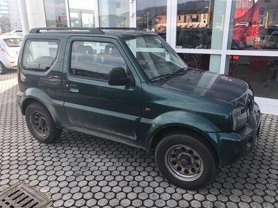 usata Suzuki Jimny 1.3i 16v 4wd Jlx Usato