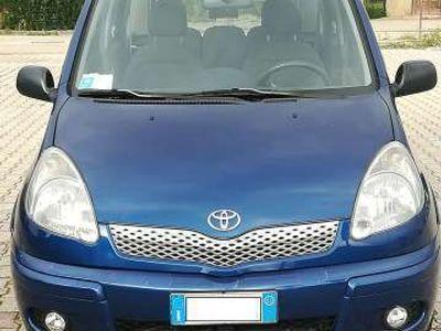 käytetty Toyota Yaris Verso 1.4 Tdi D-4D cat Sol '03