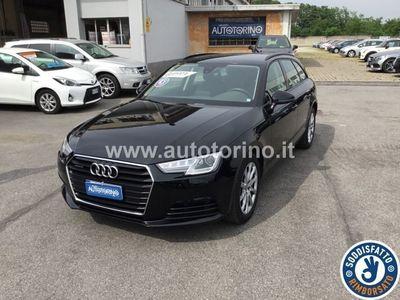 gebraucht Audi A4 A4avant 2.0 tdi Business quattro 190cv s-tronic