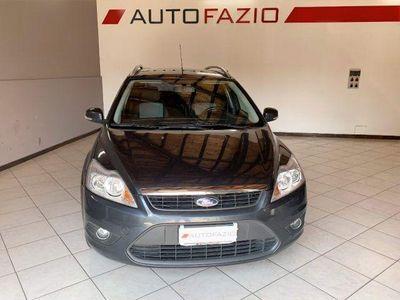 brugt Ford Focus Focus 1.6 (115CV) SW Bz.- GPL Ikon1.6 (115CV) SW Bz.- GPL Ikon