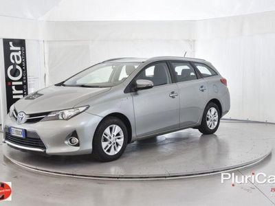 used Toyota Auris Touring Sports 1.8 Hybrid auto Retrocamera Bluetooth