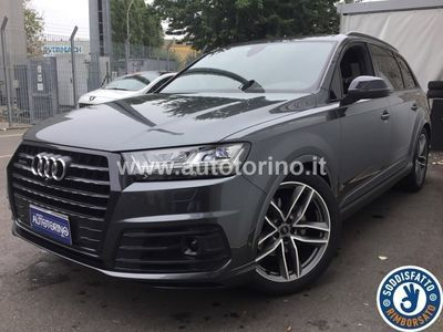 begagnad Audi Q7 Q73.0 tdi Business Plus quattro tiptronic